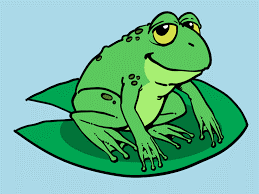 """To illustrate the frog's legs """"tail piece"""" in Paris Here We Are."""